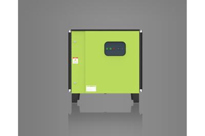 gongyeUV20000风量光催化除味明升体育pingtai器